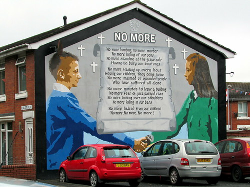 Peace Mural | by Reading Tom