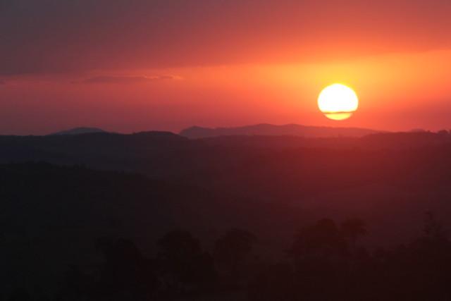 Nosso Pôr do Sol