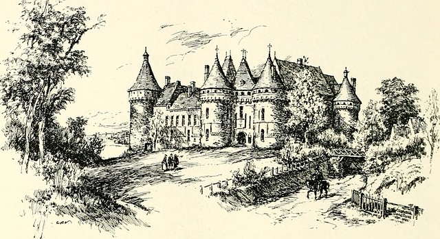 """Image from page 91 of """"The Century book of famous Americans : the story of a young people's pilgrimage to historic homes"""" (1896)"""