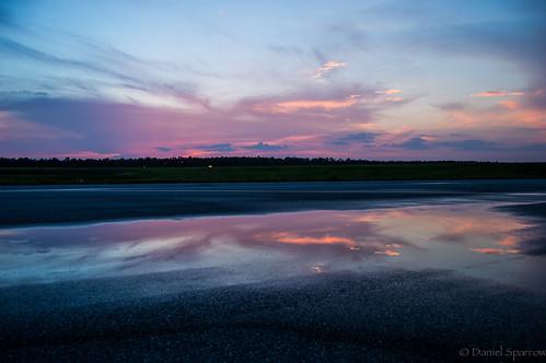 sunset summer airport nikon florida tallahassee d3200