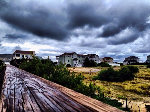 sky clouds outerbanks hdr corolla obx