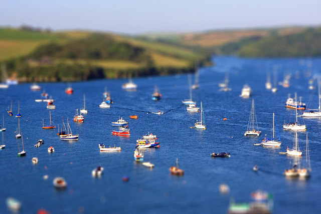 View of Salcombe Bay