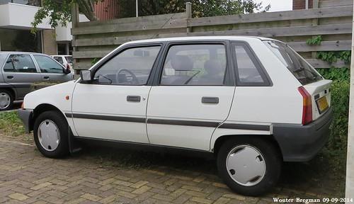 Citroën AX 14 TRS 1988 | by XBXG