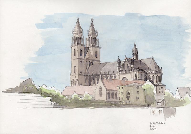 Magdeburger Dom · Cathedral of Magdeburg