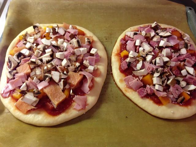 Pizza step 7: Der Belag [Explored 2014/09/13]