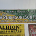 W W Robinson Sign € 350