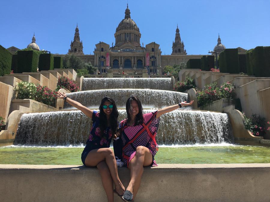 Ly, Cindy; Barcelona, Spain - NINE - Scenic