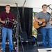 The Huval-Fuselier Cajun Trio at Festivals Acadiens et Créoles, Oct. 15, 2016