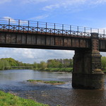 Avenham Park Bridges
