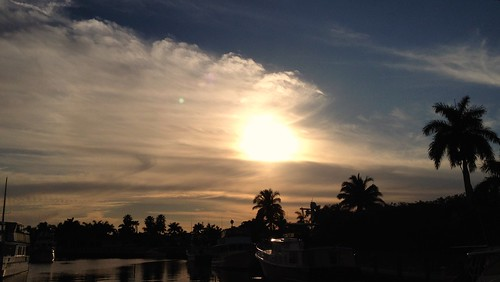 sunset cape coral sky cirren cirrus weather erkohl er kohl