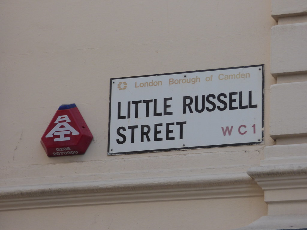 The Cartoon Museum Little Russell Street London Road Flickr