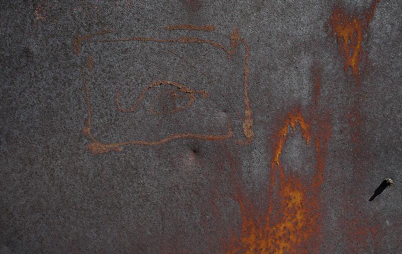 84 Rusty Color Metal texture - 44 # texturepalace