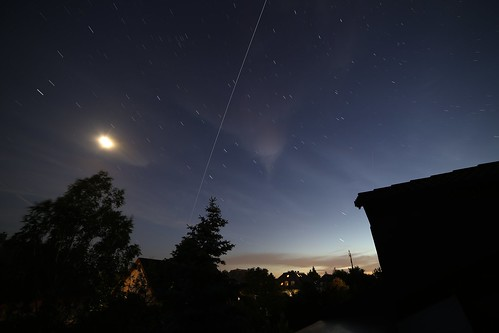 ISS over Munich | by Granmuc