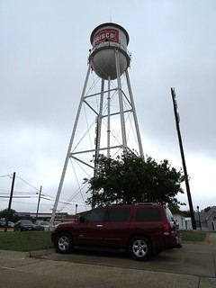 Water Tower, Frisco, TX