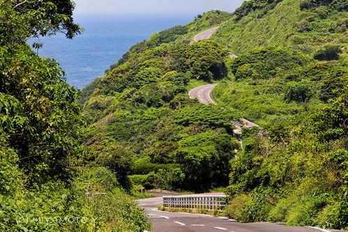 road japan island kyushu nagasakipref