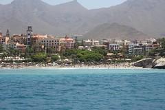 Fr, 08/22/2014 - 12:53 - Playa Del Duque von der Seeseite