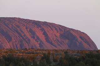 Uluru | by blachswan