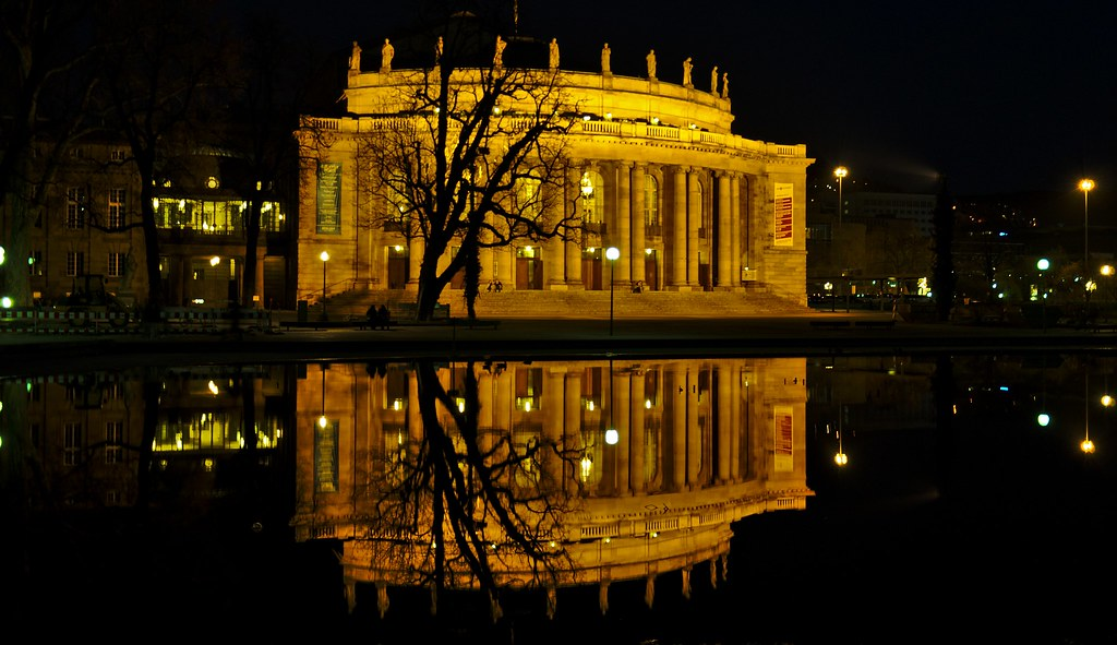 Opera House Stuttgart