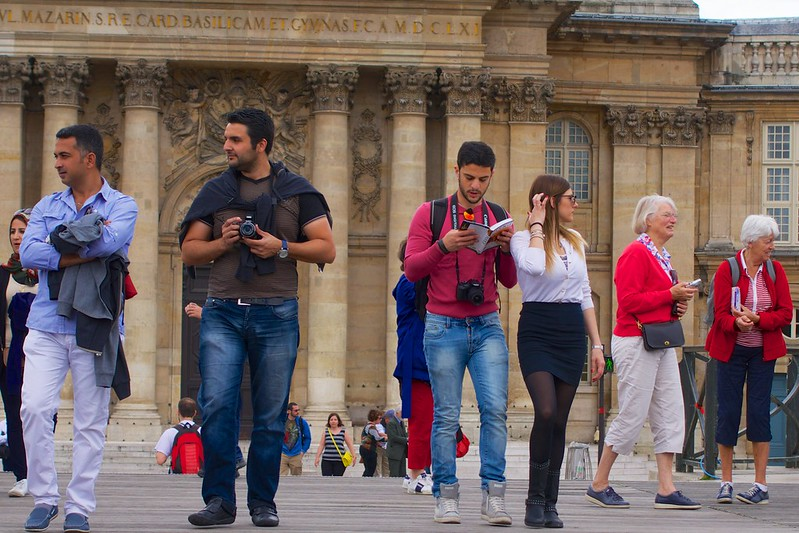 As a result of covid-19, popular tourist destinations such as Paris need to rethink tourism strategies to enhance sustainability, enhance travel security and safety, thereby improving the experiences enjoyed by travellers