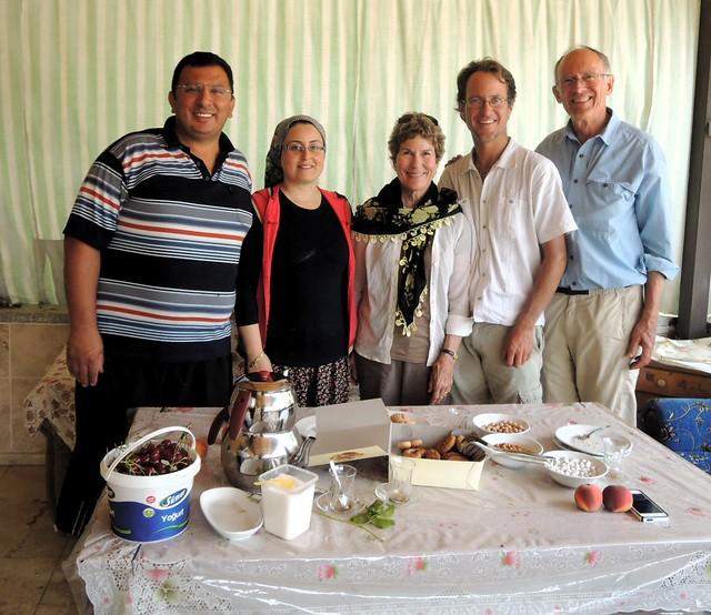 Zeki, Meryem, Mom, me, Dad by bryandkeith on flickr