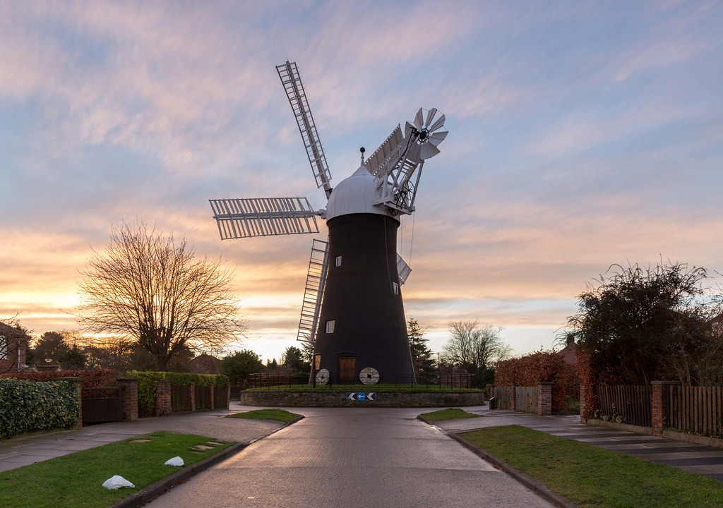 Windmill Rise, York | An oldie from earlier this year  An od
