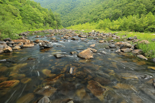 Maury River, Goshen Pass, Goshen Pass State Natural Area, Rockbridge County, Virginia 2 | by Alan Cressler