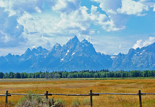 Mother Nature Gets the Blues, Grand Teton, WY 9-11 | by inkknife_2000 (10.5 million + views)