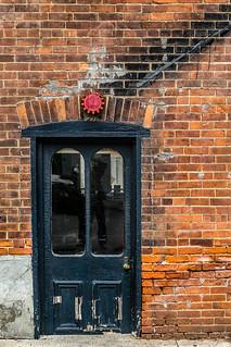 Old door - University of Toronto | by Phil Marion