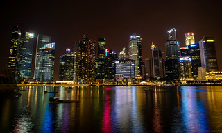 Marina Bay night - Sony A7R | by Luke,Ma