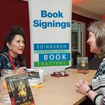 Jung Chang book signing |