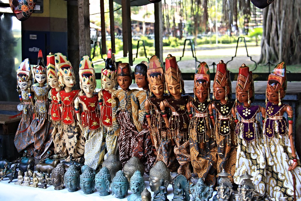 Mendut Temple Magelang Central Java Candi Mendut