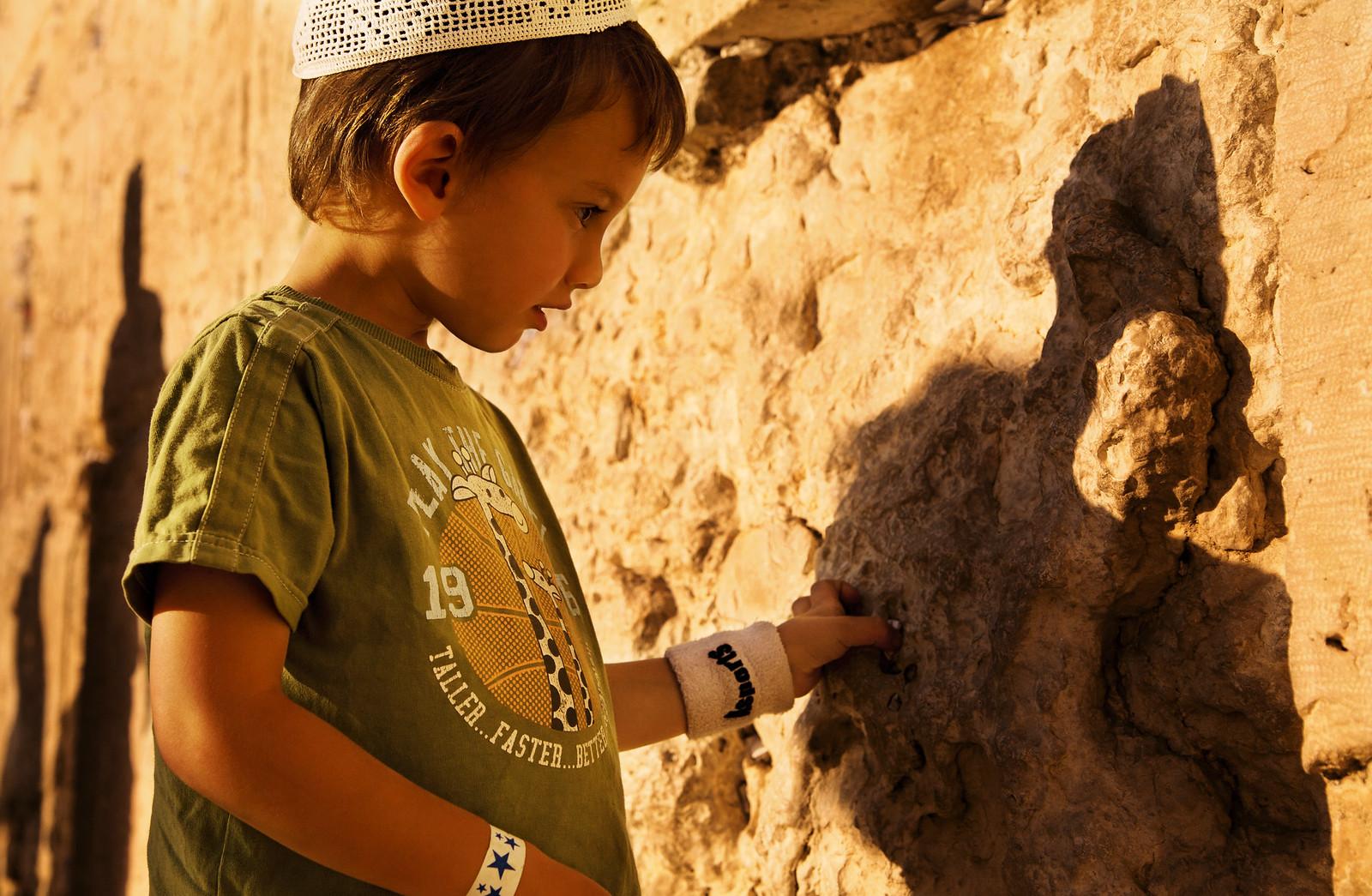 Jerusalem_Western Wall_1_Noam Chen_IMOT