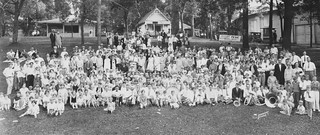 South Side Community Picnic in Olin Park  - June 23, 1929 | by South Madison History