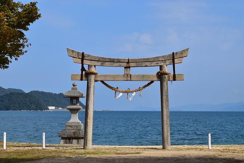 栗田海水浴場
