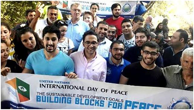 Lebanon-2016-09-21-International Day of Peace Observed in Lebanon