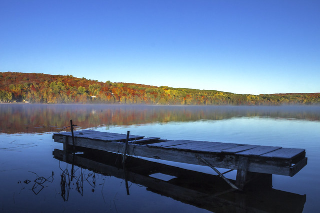 Crisp Fall Morning...