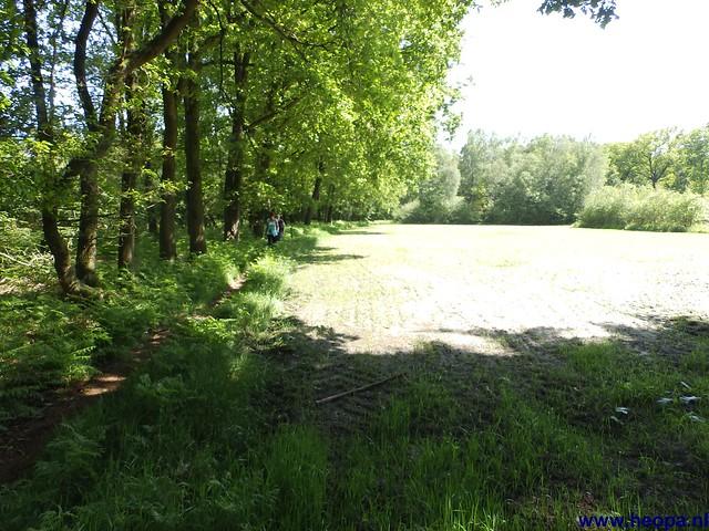 17-05-2014 Nijkerk 43Km (107)