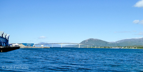 Sortlandsbrua / Sortland Bridge | by WildVanilla (Rob)