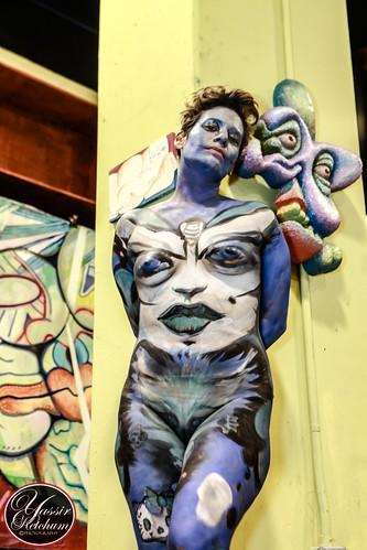 New York Body Paint Festival 2016 - Shoot Me Off