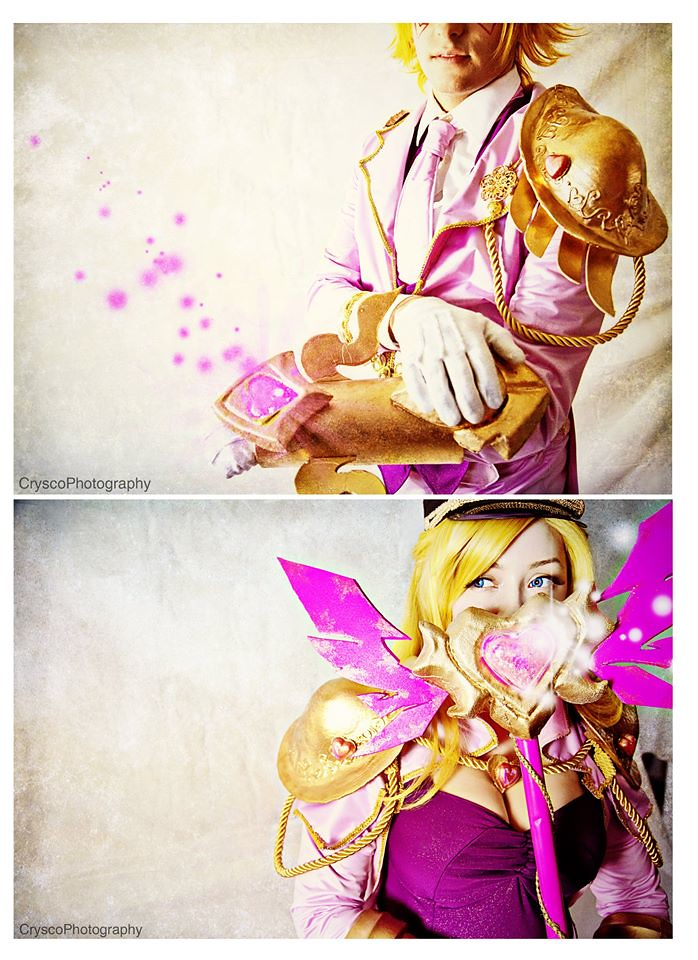 Ezreal Lux League Of Legends Spiceycosplay S Rendition Flickr