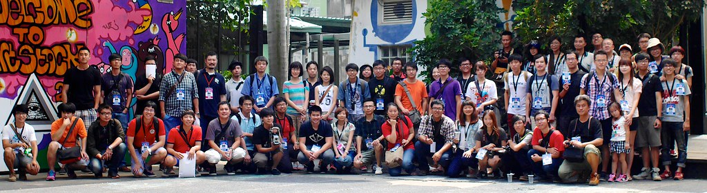 Flickr Taichung Photo Walk Full