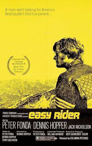 Easy Rider - Movie Poster | by RoadTripMemories