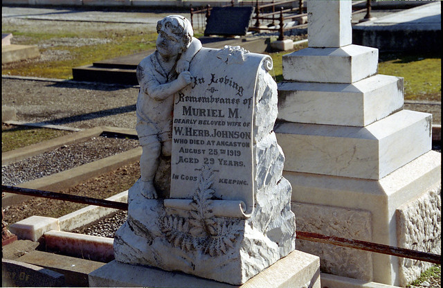 Angaston SA Cemetery 2