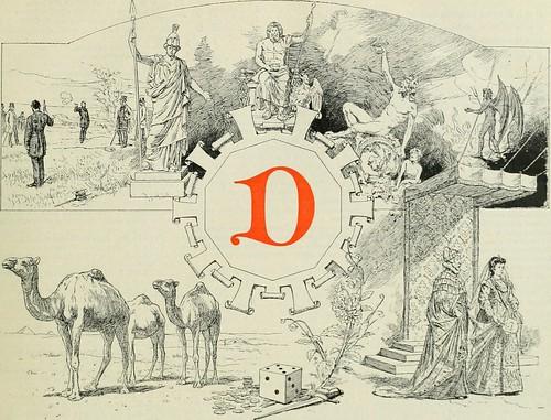 """Image from page 10 of """"Diccionario enciclopedico hispano-a"""