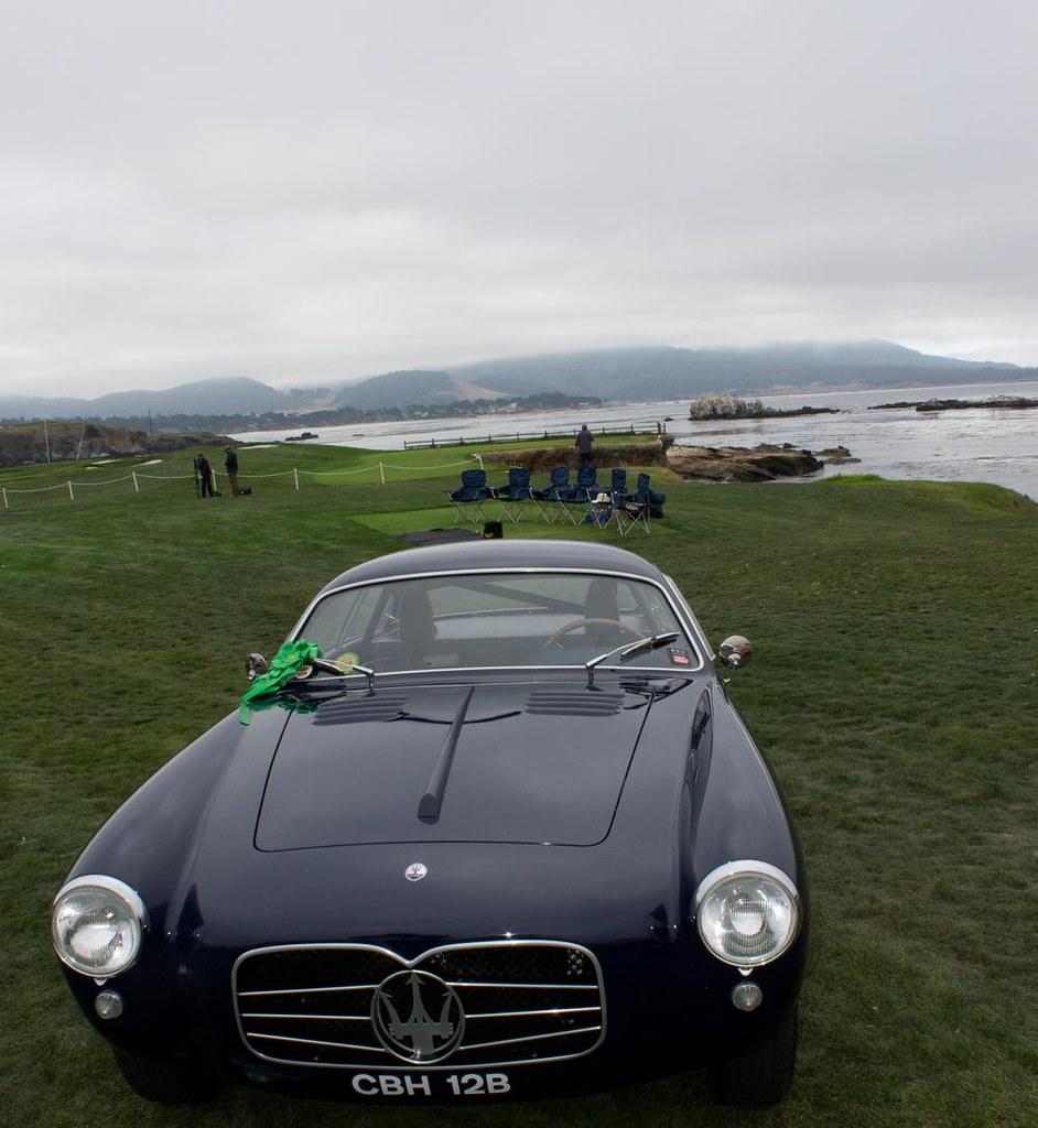 1955 Maserati A6G/54 2000 GT Zagato Coupe (2) | The ...