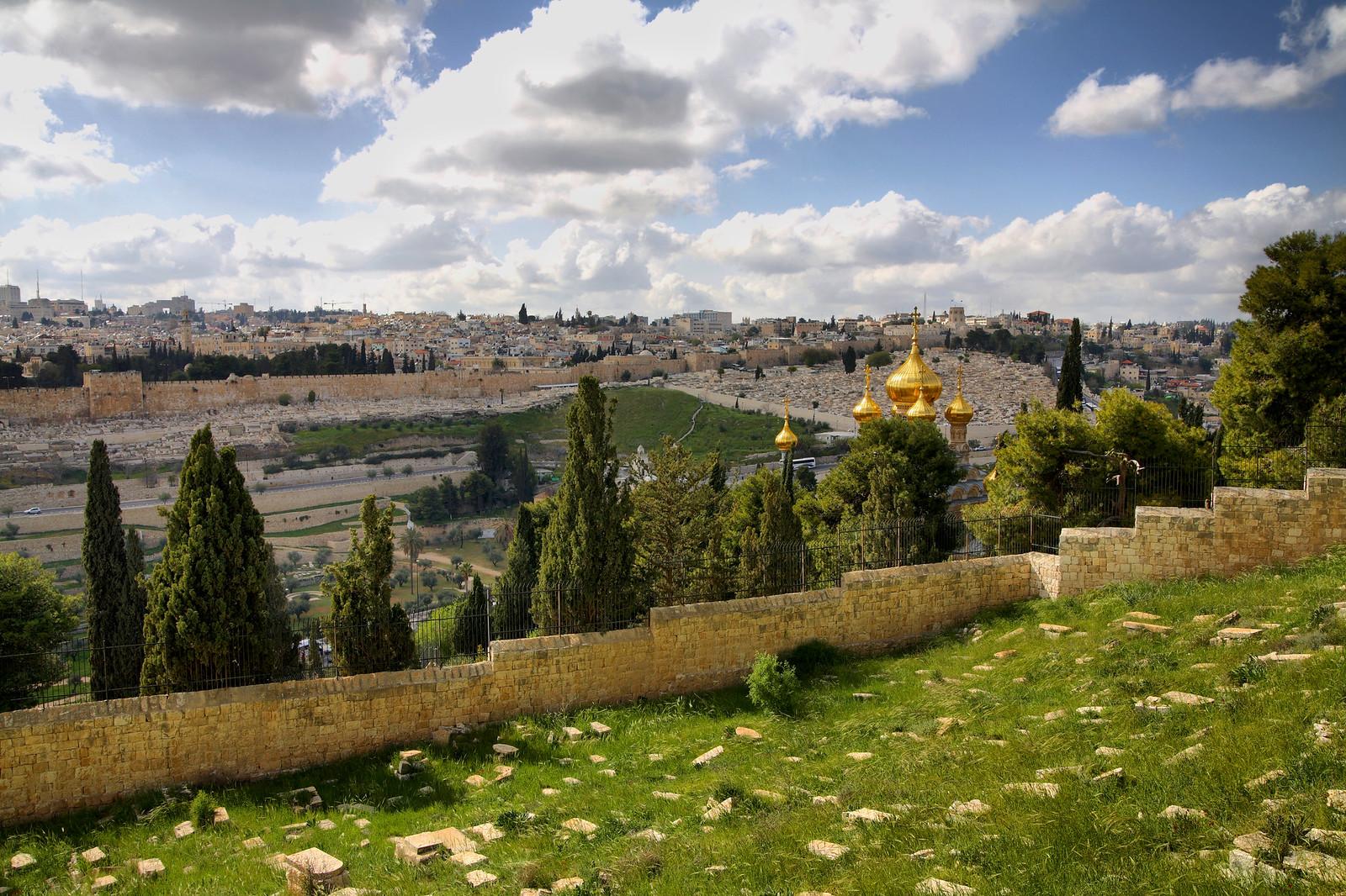 Jerusalem_Mt of Olives_3_Noam Chen_IMOT
