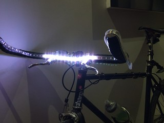 BlinkyTape bike indicators | by Roo Reynolds