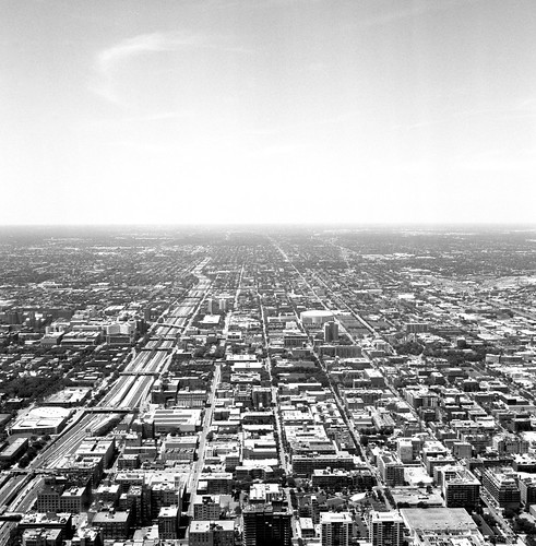 """Image titled """"#1, From the Sears Tower, Chicago."""""""
