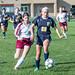 Girls JV Soccer Sept. 17