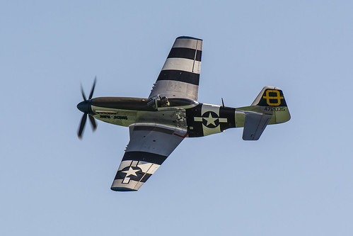 """P-51D Mustang """"Jumpin Jacques"""" 